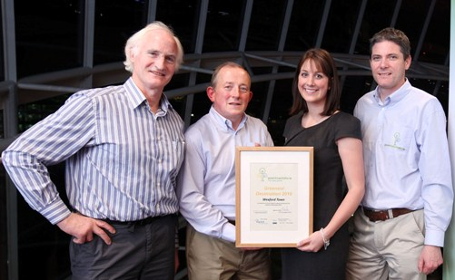 Copy of Duncan Stewart, Maurice Bergin of GHP, Aine Whelan of Wexford Festival Opera and James Hogan of GHP